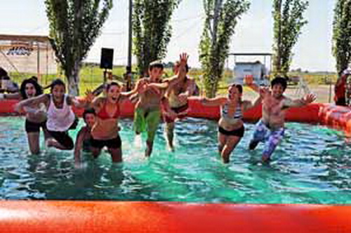 Clai Acqua Splash - Torneo di acquavolley