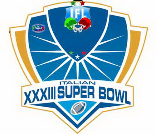 Football Americano - XXXIII Italian Superbowl