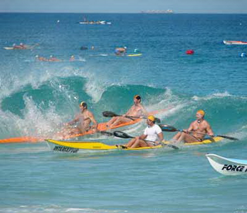 "Surf ski e canoa: nel weekend ci sar� ""The Rimini Padding"""