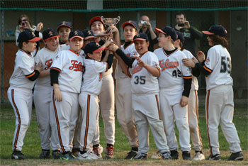 Al via il 15� torneo ragazzi happy kids tournament dei falcons.