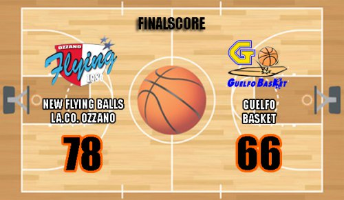 La.Co. Ozzano vs Guelfo Bakset 78-66