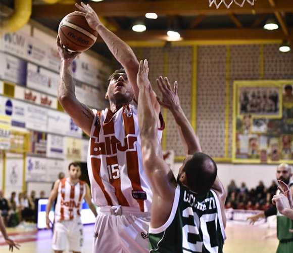 Baltur Cento vs Green Basket Parlemo 94-54