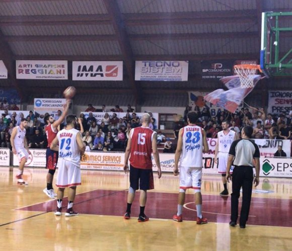 New Flyingballs ozzano vs Bologna basket 85-57