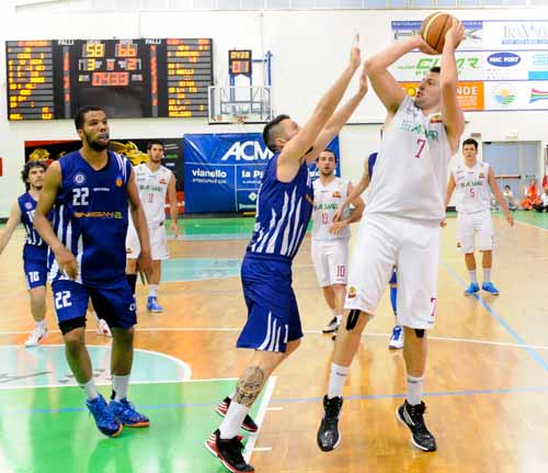 Play-off Gara2 - Ravenna espugna Firenze