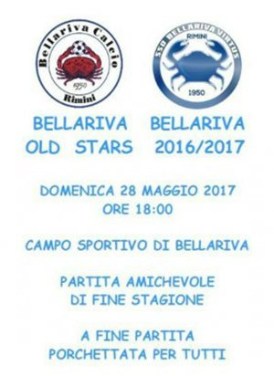 Bellariva Old Stars vs Bellariva 2016-17