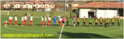 Frontonese vs Real Gimarra 1-1