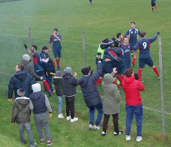 Mercatellese vs Fermignanese 2-2