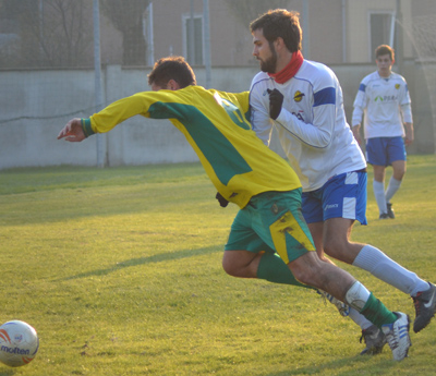 Folgore Mirandola vs Unirted Carpi 1-0