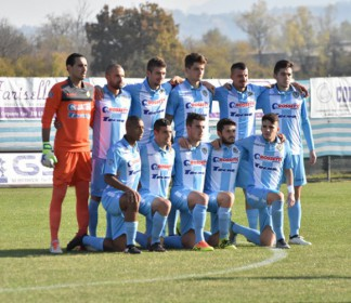 Vigor Carpaneto 1922 in Umbria contro il Villabiagio secondo in classifica