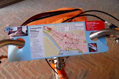 Per i cicloturisti arriva l�innovativa Bike Map