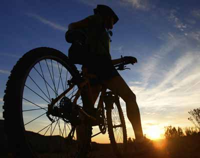 3a notturna in Mountain Bike a Faenza
