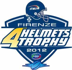 Football Americano - Il Four Helmets 2012 a Firenze
