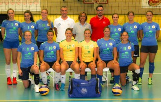 Cattolica volley - Gut Chemical Bellaria Rn  3-1
