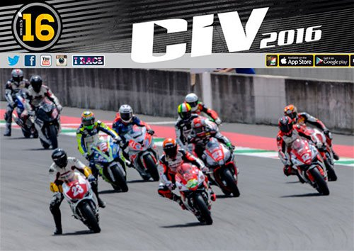 CIV 2016: al via i test di Misano