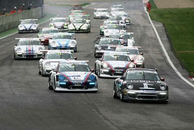 Carrera Cup Italia: Postiglione domina al Red Bull Ring