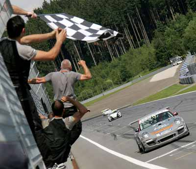 Carrera Cup Italia: Chatin e Fulgenzi dominatori al Red Bull Ring