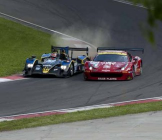 Vittoria di THIRIET E BECHE nella 3 ORE DI IMOLA - European Le Mans Series