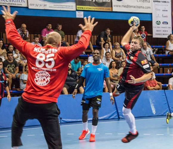 Lions Teramo vs Bologna United Handball Club 18-29 (8-17)