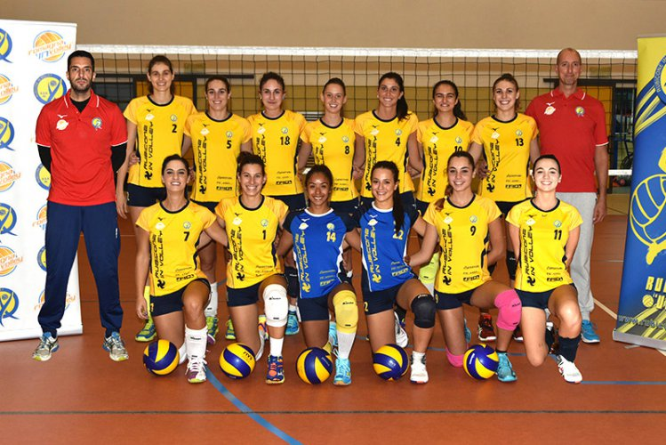 Cattolica- Rubicone In Volley RIV  3-0