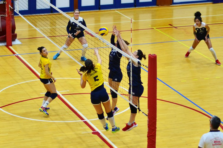 Chemical Gut Bellaria-Rubicone In Volley RIV 3-0