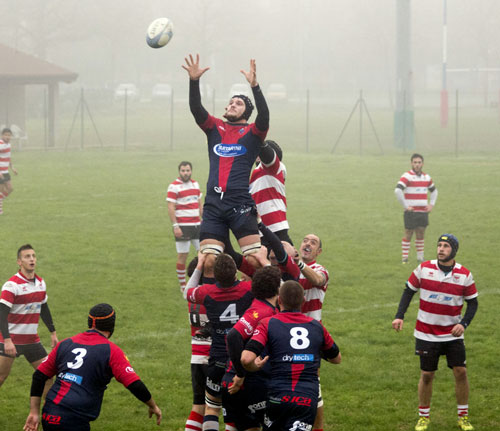 Serie C1 - Imola Rugby - ER Lux RF79 14-18