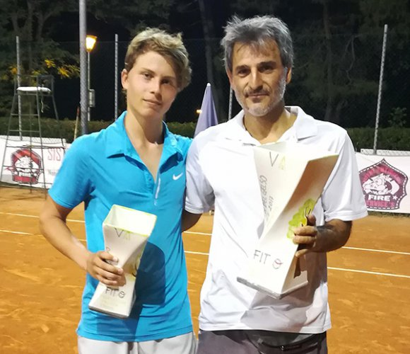 Luca Amati vince il Torneo del Gelso