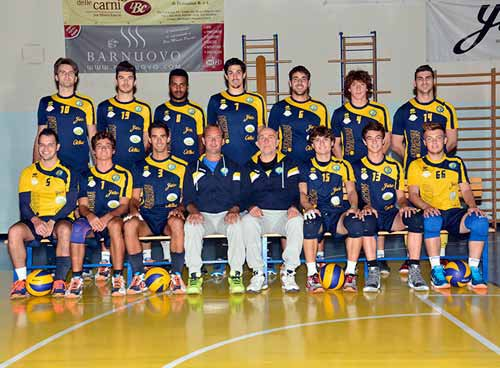 Play-off semifinale:Rubicone In Volley-Zinella VIP  Bologna 1-3