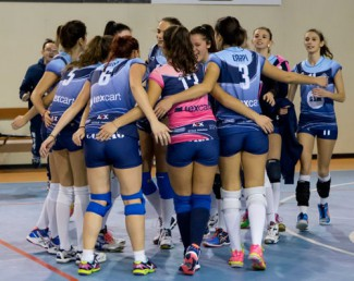 Play-off - GSM Mondial Carpi vs ANO Offanengo 3-1 (25-19 23-25 25-14 25-23)