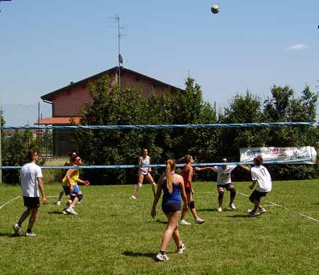 5� torneo di green volley 4x4 under 18 misto