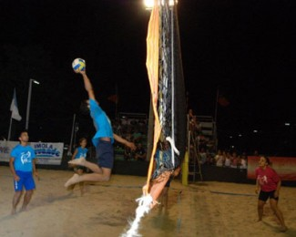Dal 20 al 29 agosto torneo di beach volley e beach tennis
