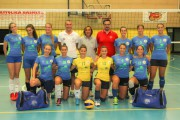Volley Team Rosso Bologna vs Cattolica Volley ASD: 1-3