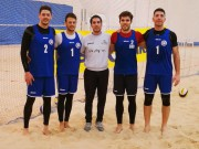 Beach Volley Team sammarinesi terzi a Marotta