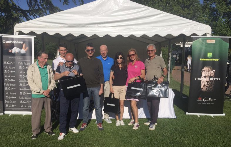 Golf: Cains Moore Golf Trophy