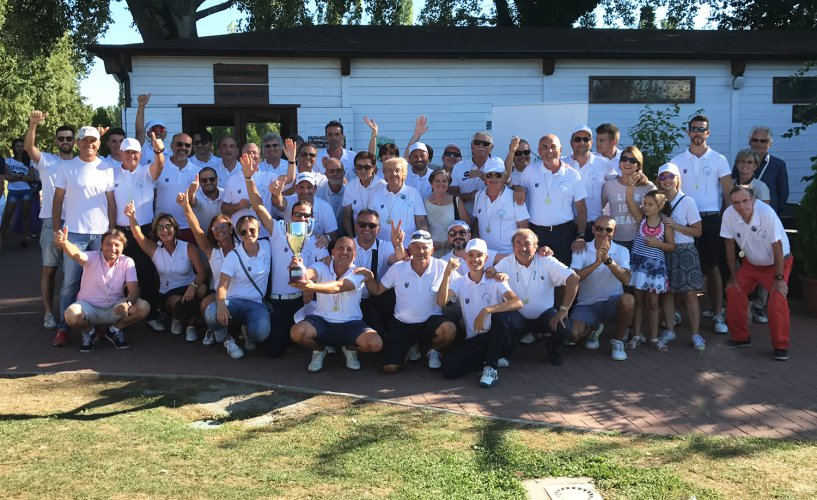 Golf: The Challenge vince il Dream Team