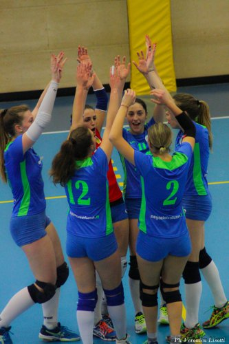 Asd Rubicone in volley- Cattolica volley 0-3