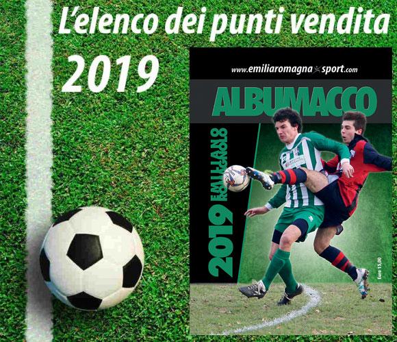 Albumacco Emiliano-Romagnolo 2018