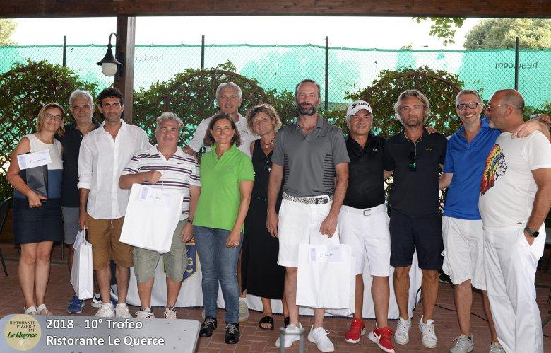 Golf - Trofeo le Querce Ristorante X^ edizione
