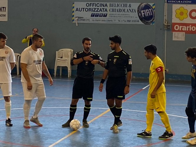 Due G Futsal - Baraccaluga 3-1