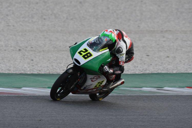 CIV Moto3, Mugello: Bertelle vince Gara 2 e torna leader di campionato