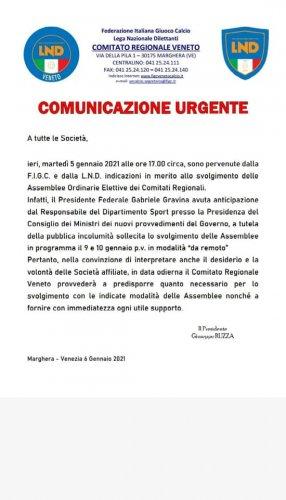 Simone Alberici si augura le elezioni in modalità remota