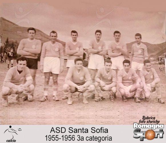FOTO STORICHE - Santa Sofia 1955-56