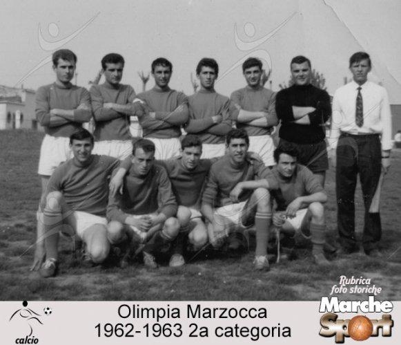 FOTO STORICHE - Olimpia Marzocca 1962-63