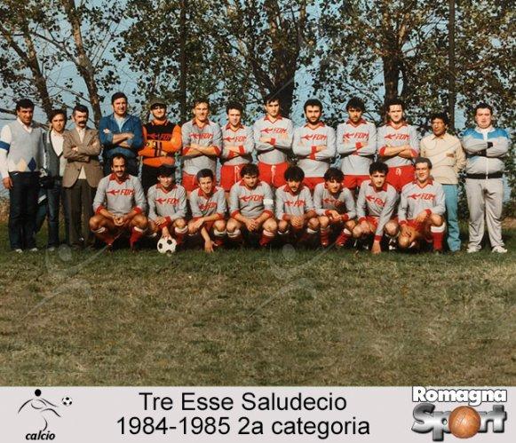 FOTO STORICHE - Tre Esse Saludecio 1984-85