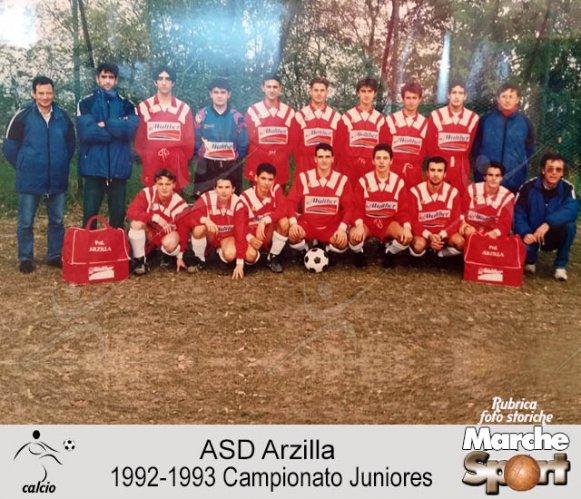 FOTO STORICHE - ASD Arzilla Juniores 1992-93