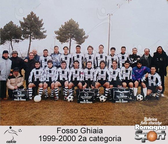 FOTO STORICHE - Fosso Ghiaia 1999-2000