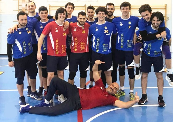 Rubicone In Volley RIV-Conselice In Volley 3-0