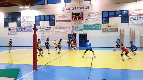 Rubicone In Volley RIV-Pallavolo Alfonsine 1-3