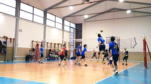 V.C.Cesena Azzurro-Rubicone In Volley RIV 1-3