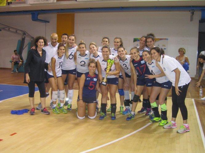 Memorial Benvenuti: vince la nazionale sammarinese