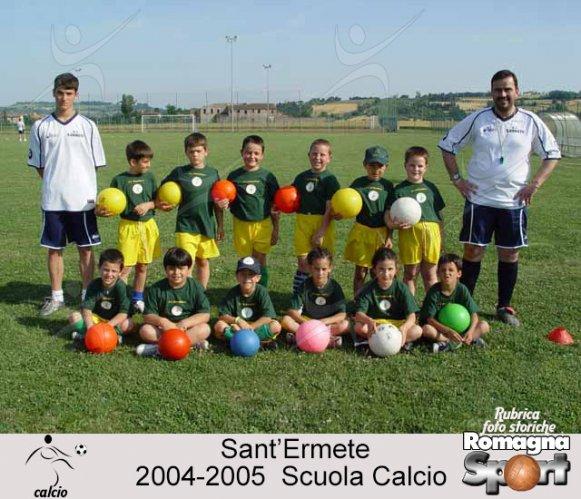 FOTO STORICHE - Scuola Calcio S.Ermete 2004-05
